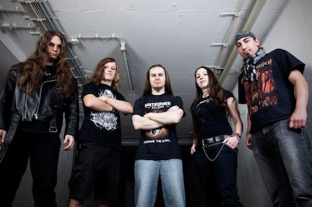 Infected-Authoritah-band