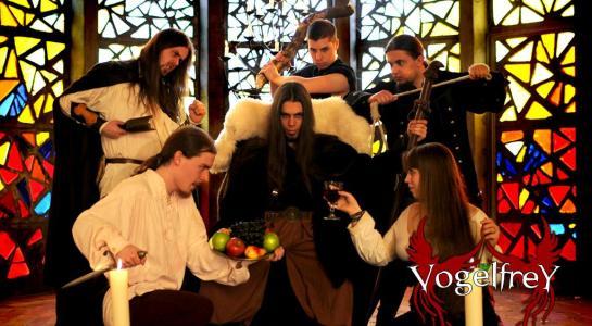 Vogelfrey-band