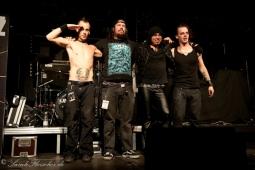 15.11.2012: MEGAHERZ, Mannheim