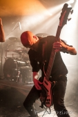 21.11.2012 Into Darkness Tour mit Pain, Moonspell u.a., Markthalle Hamburg