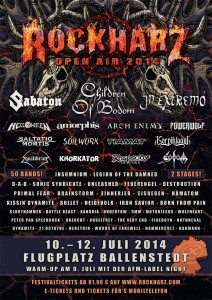Rockharz-2014