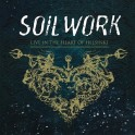Soilwork Live in the Heart of Helsinki Cover