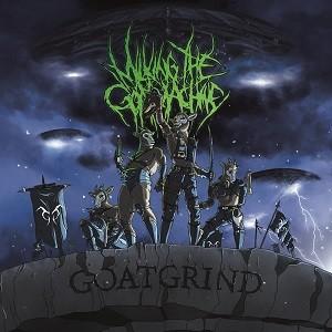 MTG Goatgrind Cover Artwork